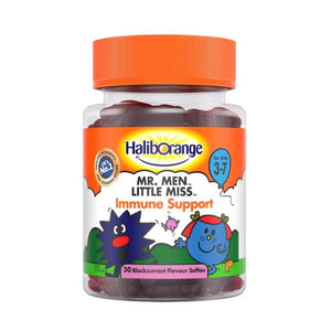 Haliborange Mr Sneeze Vitamin C Immune Softie 30Softies