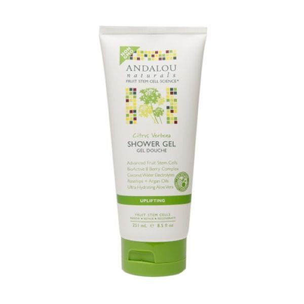 Andalou Naturals Citrus Uplifting Shower Gel