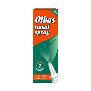 G R Lane Health Products Olbas Nasal Spray 20Ml 20ml
