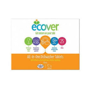 Ecover (Uk) All In One Dish Tabs Small 22tabs