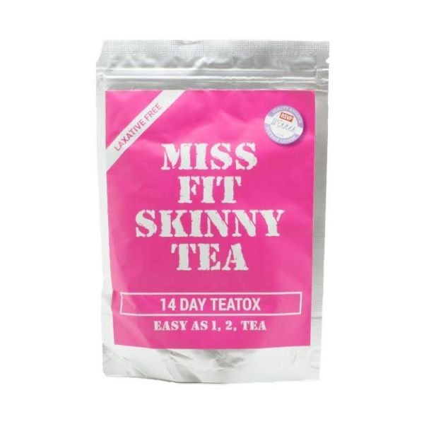 Miss Fit Supplements Skinny Tea 14 Day