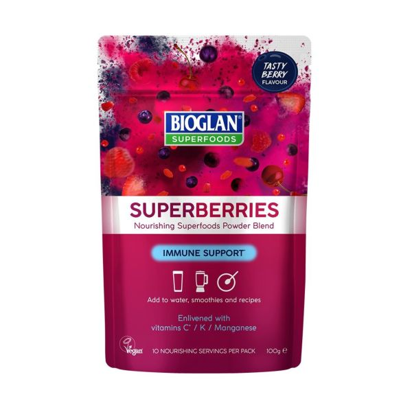 Bioglan Superfoods Superberries 100g