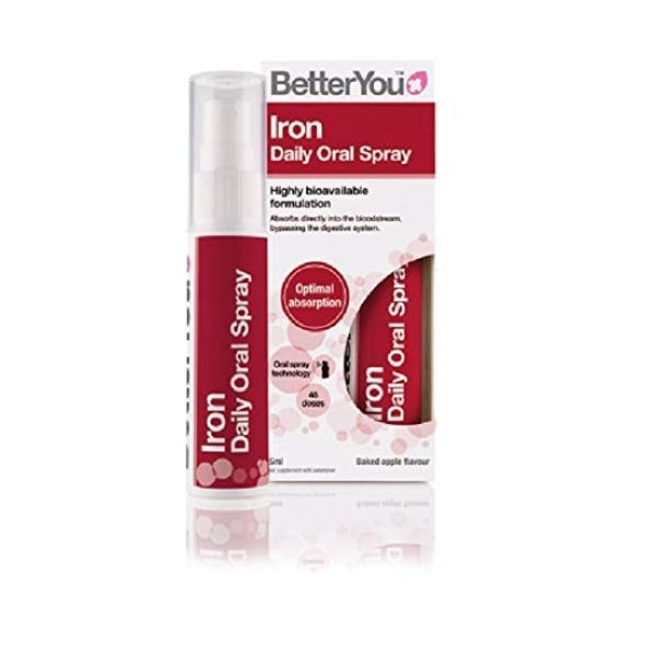 Betteru Iron Daily Spray 25ml