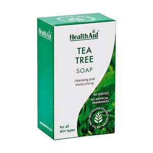 Health Aid Tea Tree Soap 100g