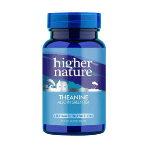 Higher Nature Theanine 90 Tablets