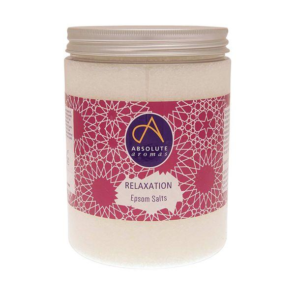 Absolute Aromas Relaxation Epsom Bath