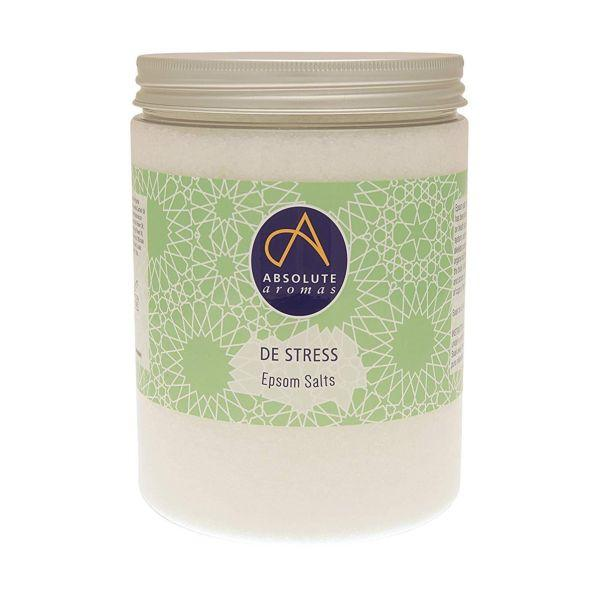 Absolute Aromas Destress Epsom Bath