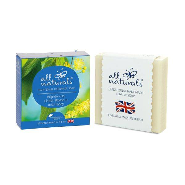 All Natural - Linden Natural Organic Soap Bars 100g