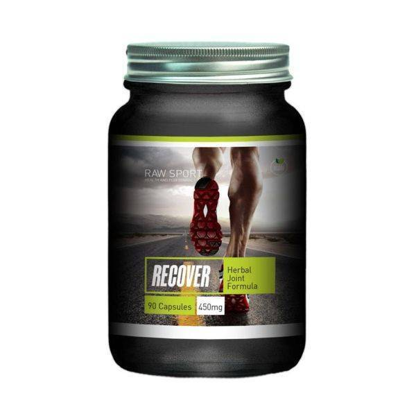 Raw Sport - Recover Joint Formula 90caps