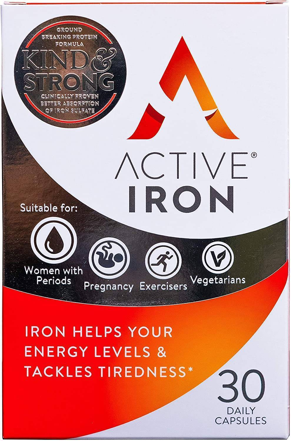 Active Iron - Active Iron 30 Caps 30caps