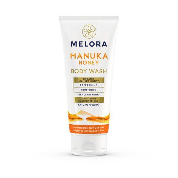 Melora - Manuka Honey Body Wash 200ml