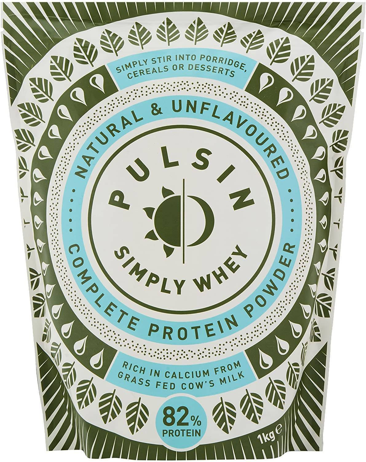Pulsin - Whey Concentrate Protein Powder 1kg