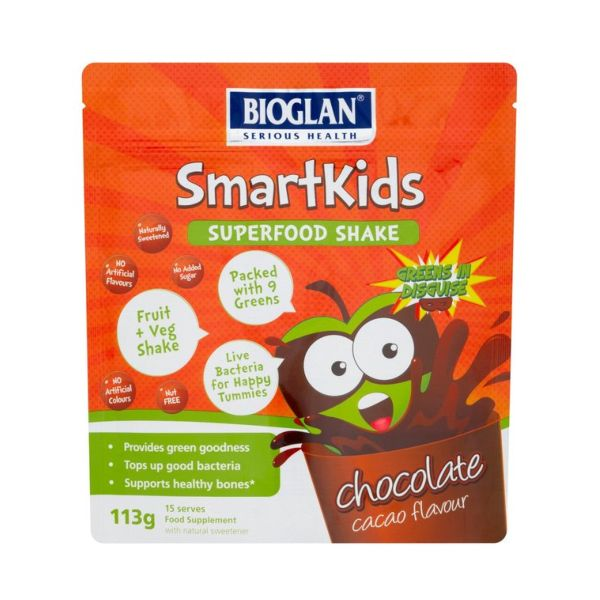 Bioglan Smartkids Superfood Shake Powder 113g
