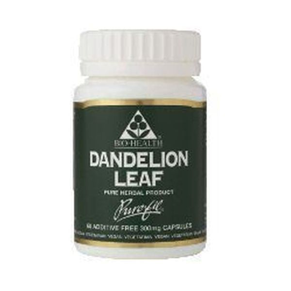 Bio Health Bio-Health Dandelion Leaf 300Mg Powdered Leaf - R 60caps