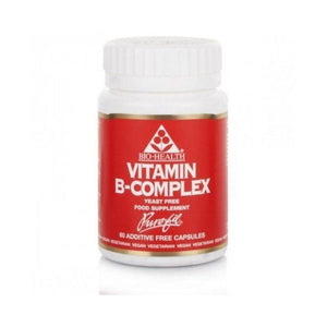 Bio Health Bio-Health B Complex High Potency Yeast Free 60caps