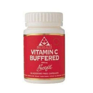 Bio Health Buffered C 500mg