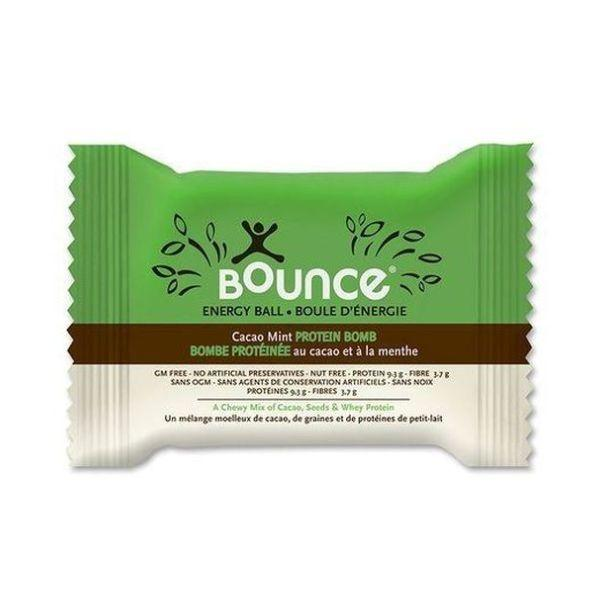 Bounce Protein Bomb Energy Ball Cacao Mint 42g