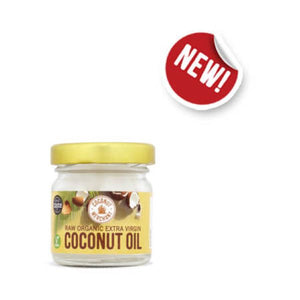 Coconut Merchant Organic Raw Extra Virgin Coconut Oil 45ml x 12