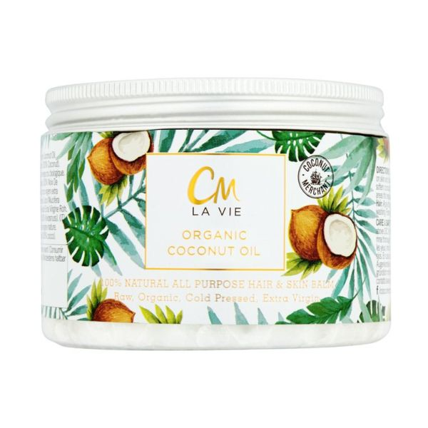 Cm La Vie By Coconut Merchant Organic Coconut Beauty Oil 300ml