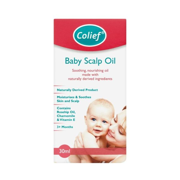 Colief Scalp Oil 30ml