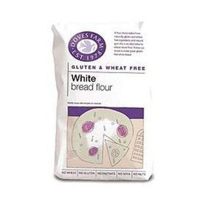 Doves Farm Gluten Free White Bread Flour 1kg x 5