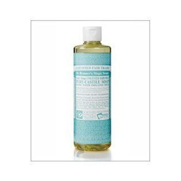 Dr Bronners Organic Baby Pure Castille Liquid Hand Soap 473ml