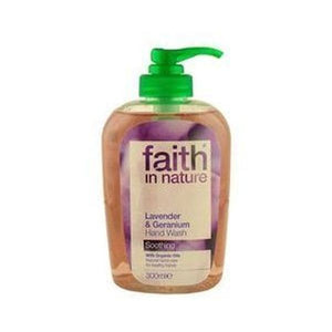 Faith In Nature Lavender & Geranium Hand Wash 300ml