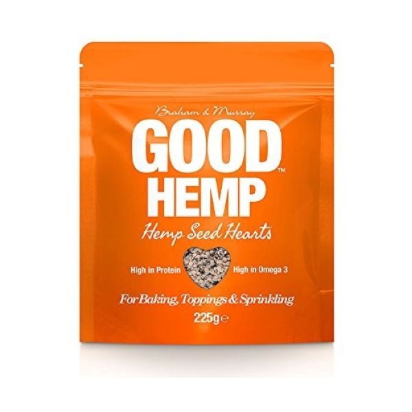 Good Hemp Hemp Seed Hearts 225g x 6