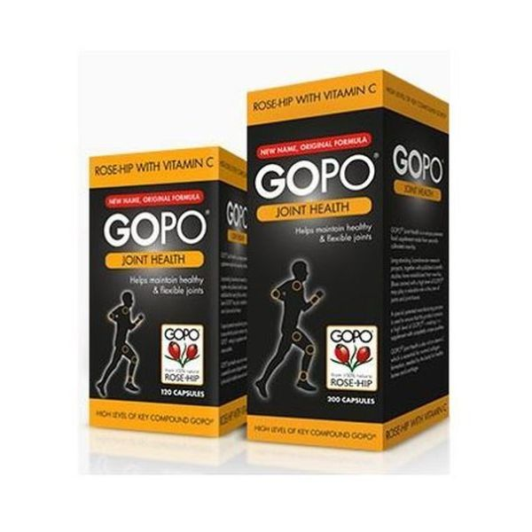 Gopo Joint Health 120 Capsules