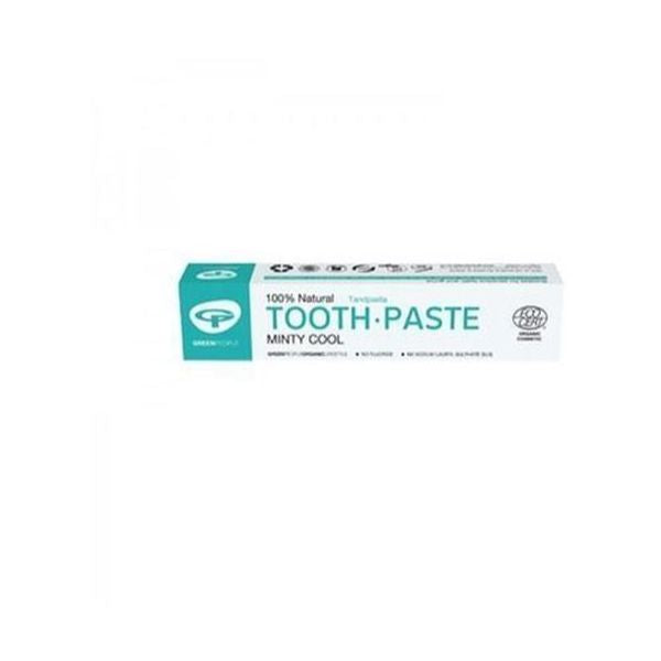 Green People Natural Minty Cool Toothpaste 50ml