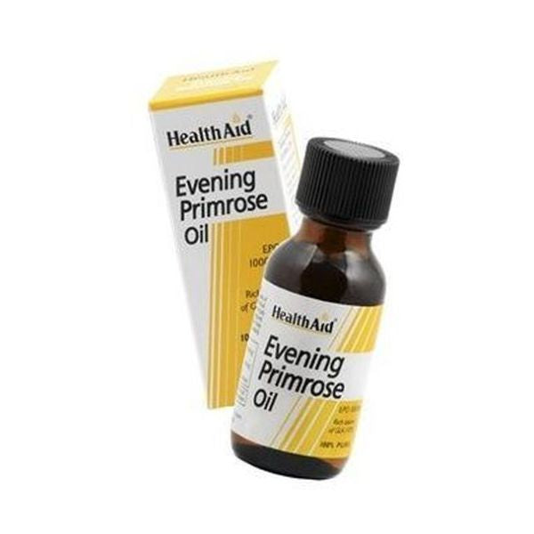 Health Aid Pure Evening Primrose Oil (Epo) 25ml