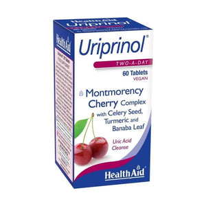 Health Aid Uriprinol 60 Tablets