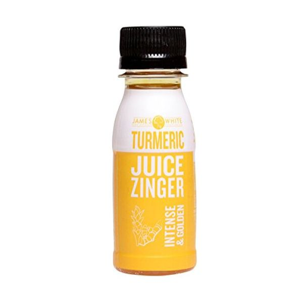 James White Drinks Tumeric Zinger Shot 7cl