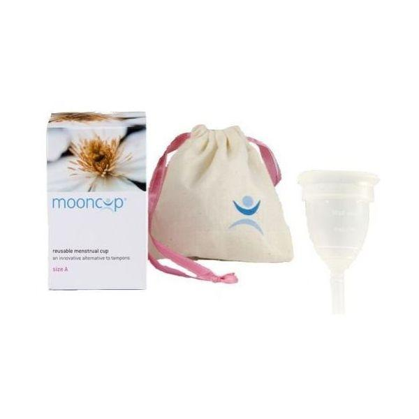 Mooncup Menstrual Cup - 2 Sizes