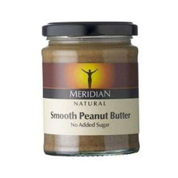 Meridian Peanut Butter Smooth - With Salt / No Sugar