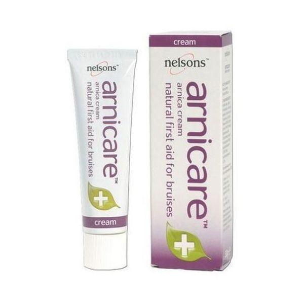 Nelsons Arnica Cream - Natural First Aid For Bruises