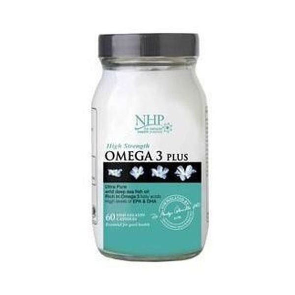 Natural Health Practice Omega 3 Support 60 Capsules