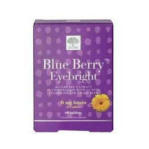 New Nordic Blue Berry 60 Tablets