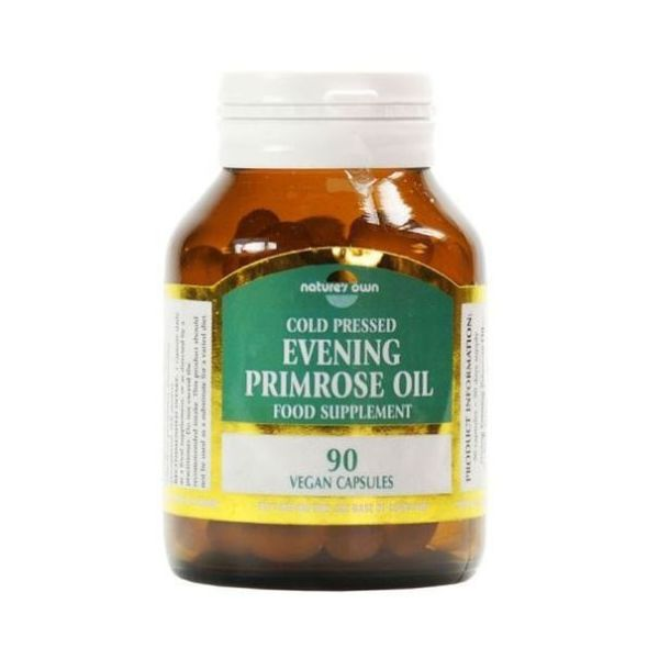 Natures Own Evening Primrose Oil 90caps