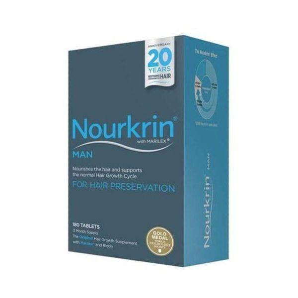Nourkrin Man Tablets - 2 Sizes