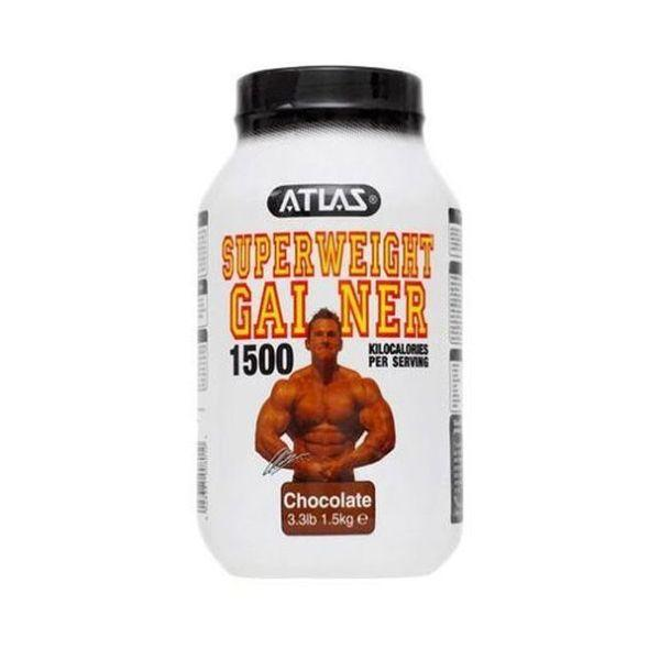 Nutrisport Atlas Super Weight Gainer 1.5kg