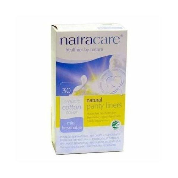 Natracare Mini Pantyliner 30liner