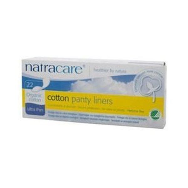Natracare Organic Cotton Panty Liners 22