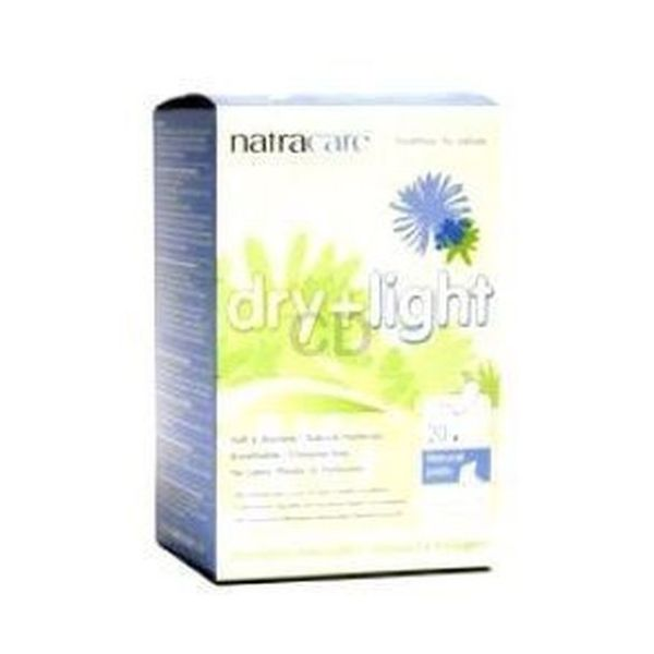 Natracare Dry & Light Pads 20