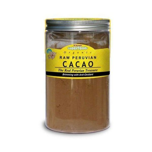Of The Earth Organic Raw Peruvian Cacao Powder 180ge
