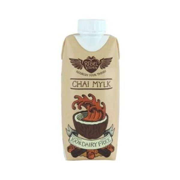 Rebel Kitchen Adult'S Mylk - Chai Mylk 330ml