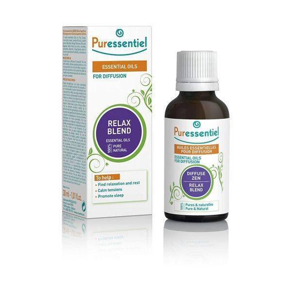 Puressentiel - Essential Oils For Diffusion Relax Blend 30ml