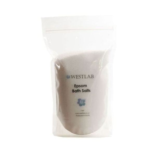 Westlab Ltd Epsom Bath Salts 1kg