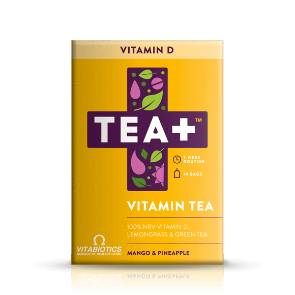 Tea+ - Vitamin D Vitamin Tea - Uk Only 14bags