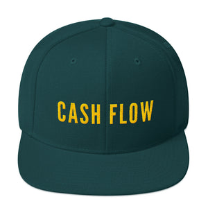 Snapback Cash flow Hat